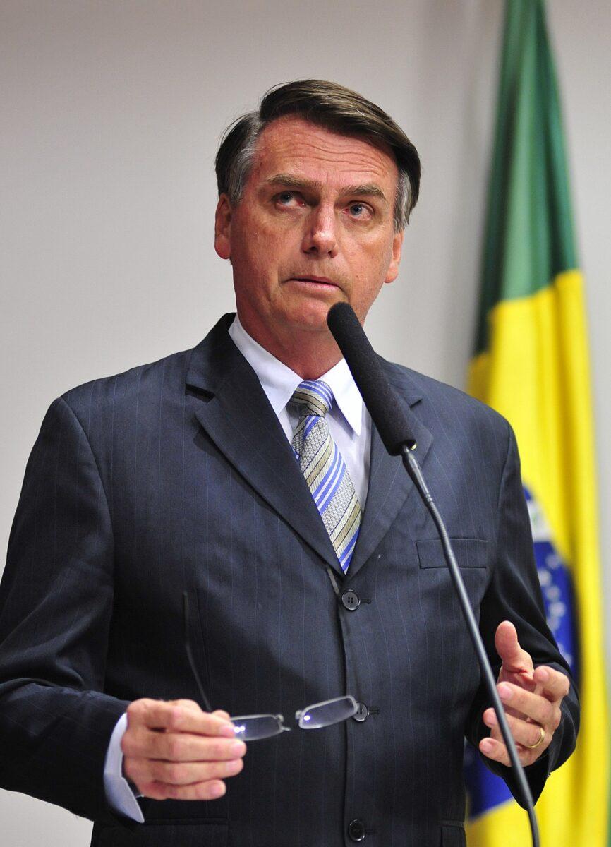 Жаир Болсонаро, снимка: Wikipedia