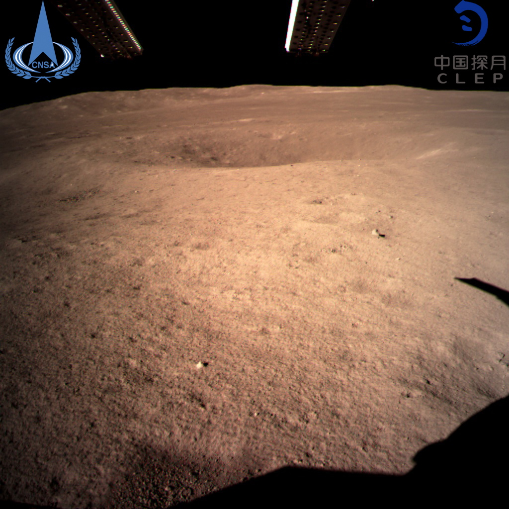 Chinese lunar probe make historic first ever soft-landing on far side of moon