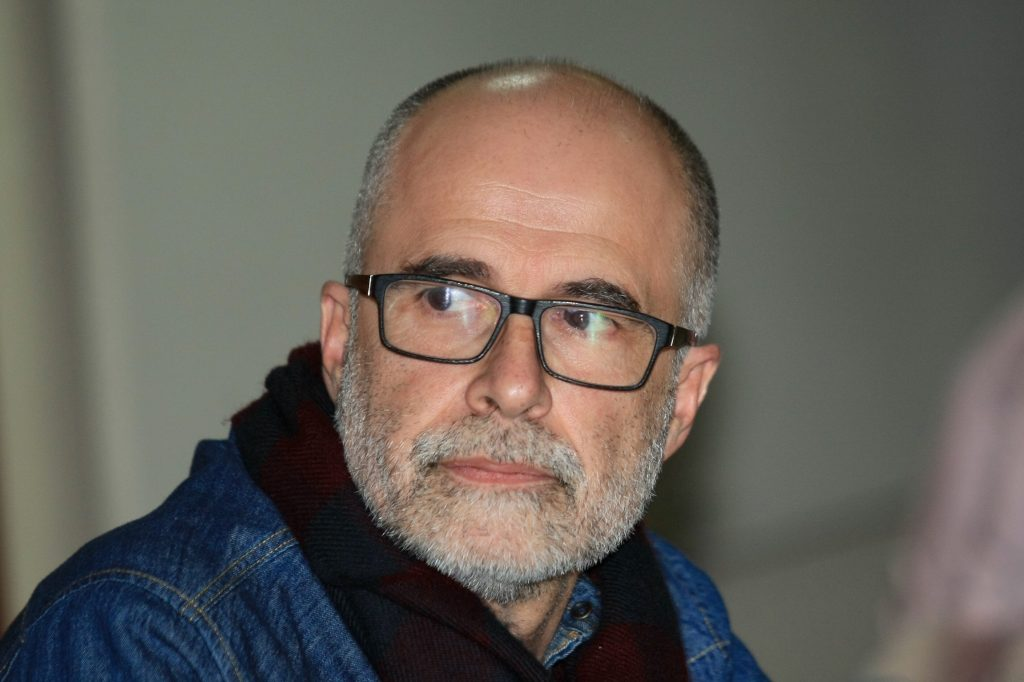 проф. Олег Асенов, снимка: БГНЕС