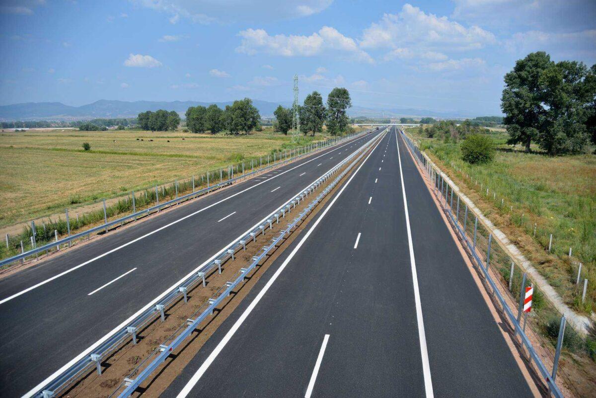 "автомагистрала ""Хемус"", път"