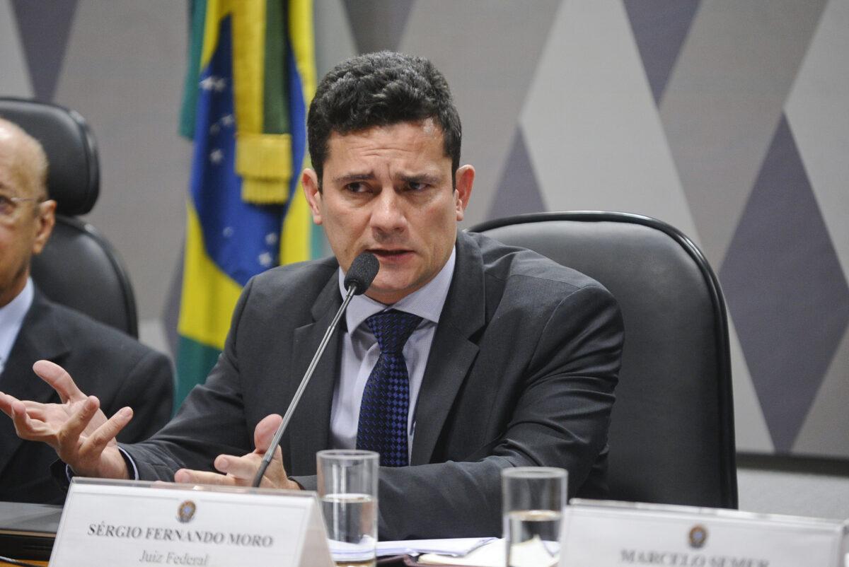 Сержио Моро, снимка: emporiododireito.com.br