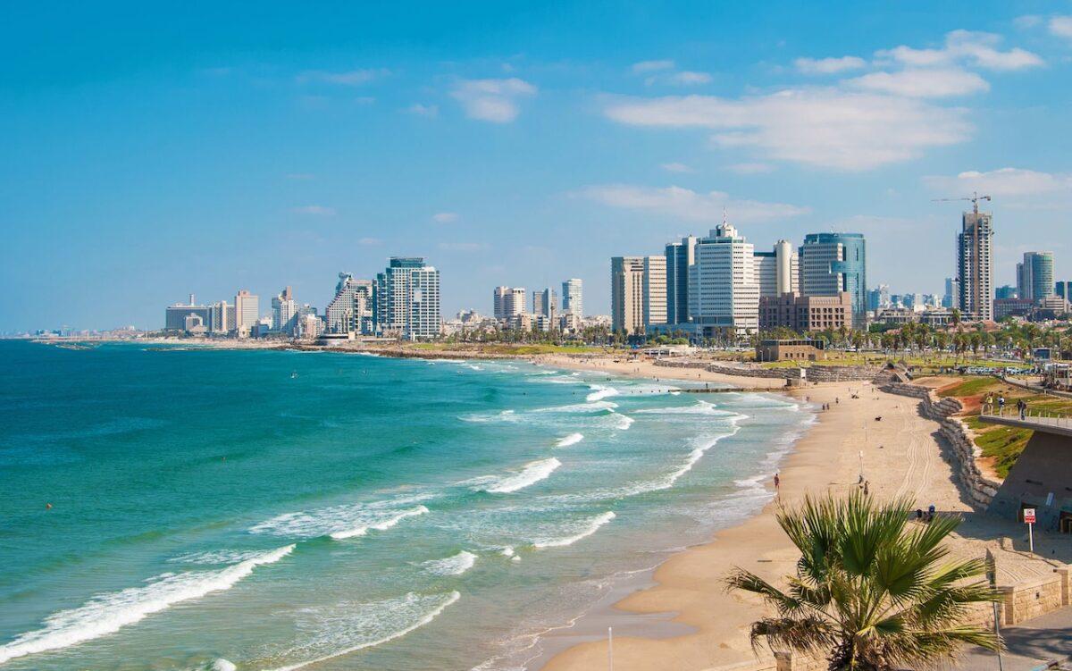 Тел Авив, снимка: Уикипедия