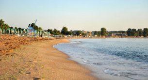 море, плаж