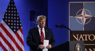 Тръмп САЩ НАТО