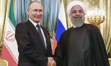 иран русия