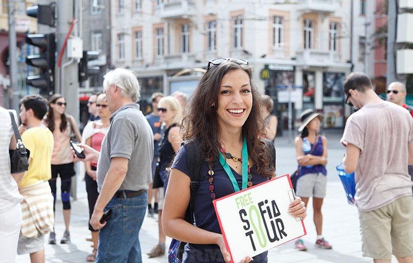 Безплатна обиколка представя София на туристите