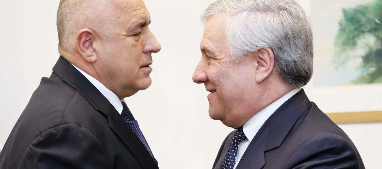 """Борисов: Решението за пакета """"Мобилност"""" трябва да се вземе от следващия състав на Европейския парламент"""