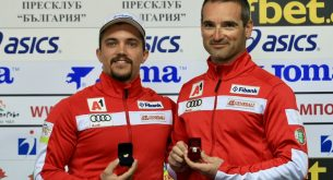 Алберт Попов и Ивайло Борисов са спортист и треньор №1 за януари