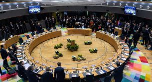 European Council summit in Brussels