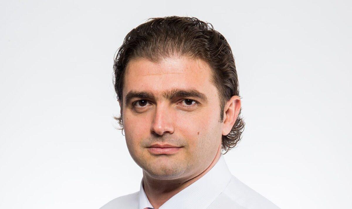 Стойно Чанов, кмет на Стрелча