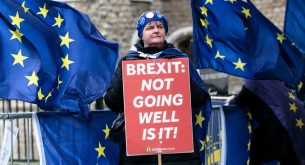 Brexit without a happy end. There is no turning back