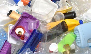 пластмаса боклук