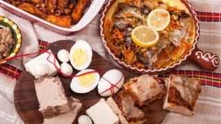 храна, трапеза, сирни заговезни