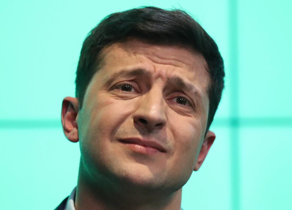 Володимир Зеленски, снимка: БГНЕС