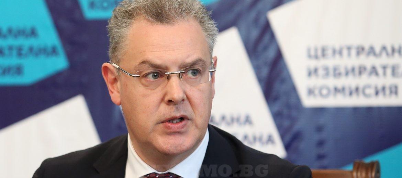 ГЕРБ припознава кандидатурата на Александър Андреев за председател на ЦИК