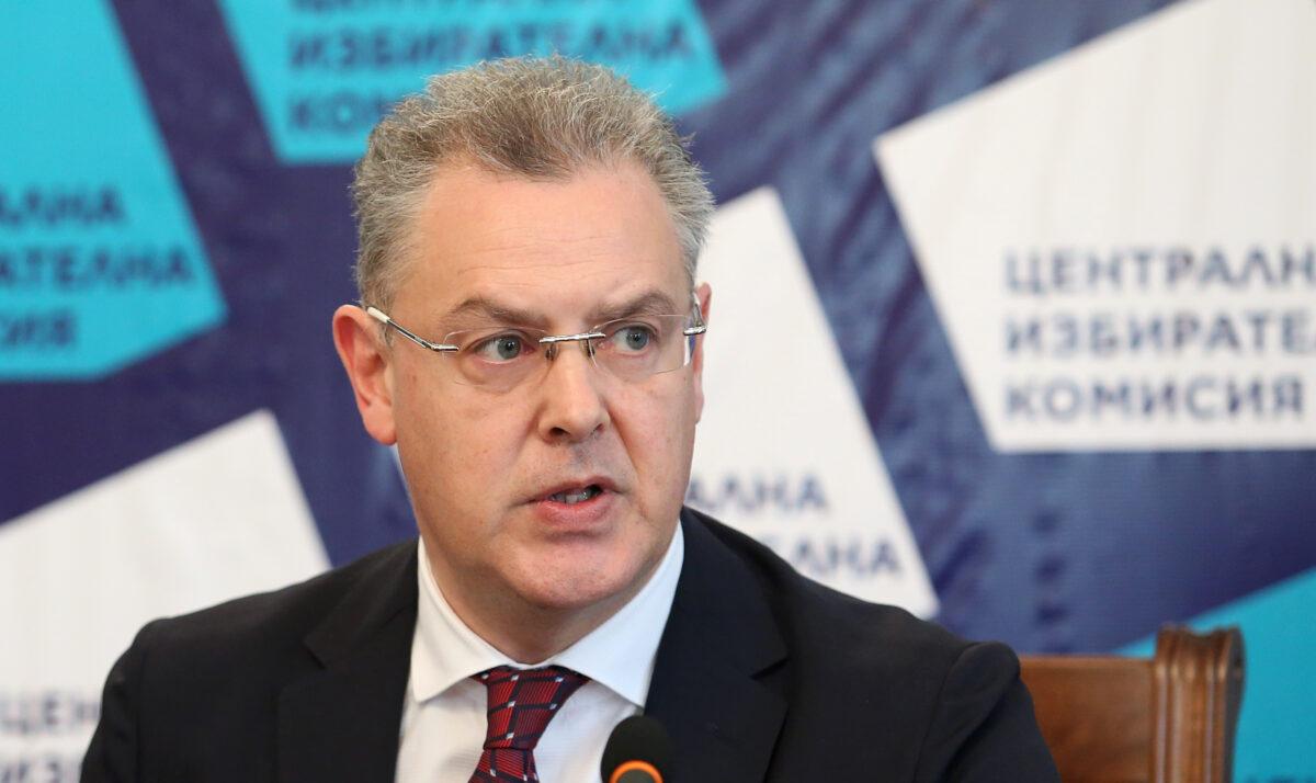 Александър Андреев, снимка: БГНЕС