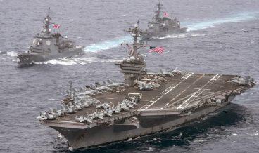 американски флот кораби