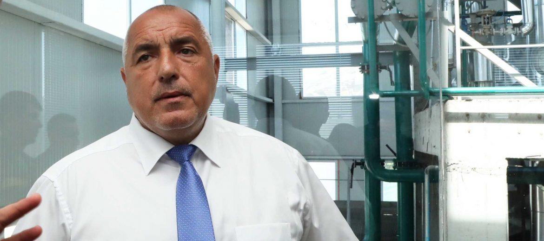 Boyko Borissov: By October next year Hemus highway between Varna and Targovishte will be finished