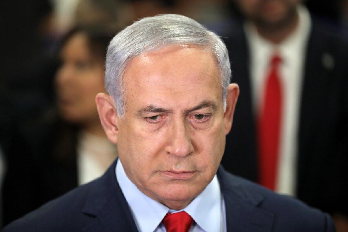 Бенямин Нетаняху, снимка: БГНЕС