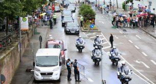 Инцидент с полицай от охраната на Кейт и Уилям