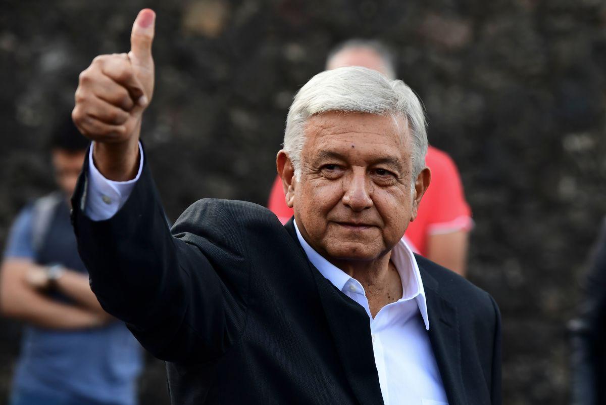 Андрес Мануел Лопес Обрадор, снимка: Getty Images
