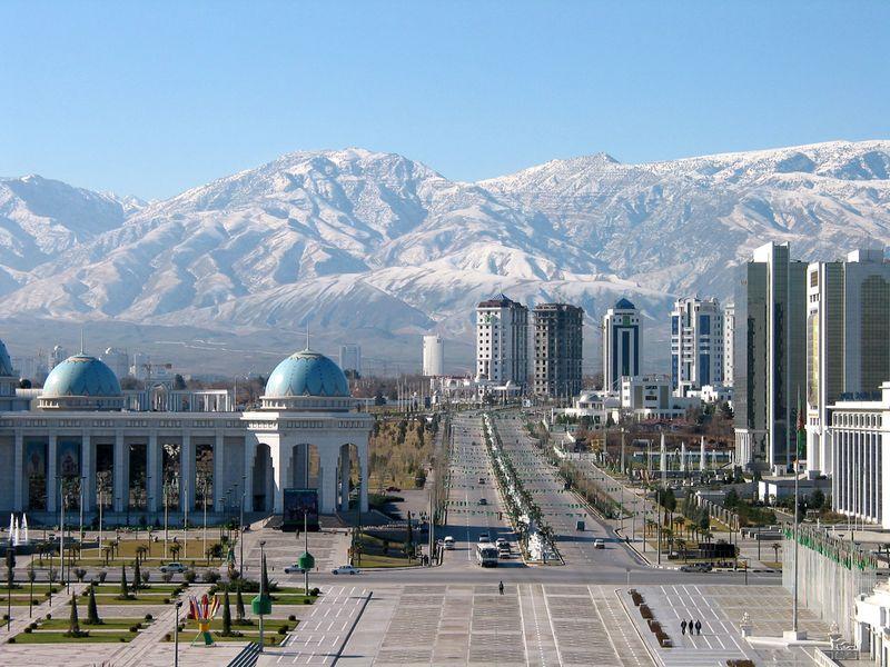 Туркменистан, снимка: Уикипедия