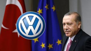 Ердоган Фолксваген