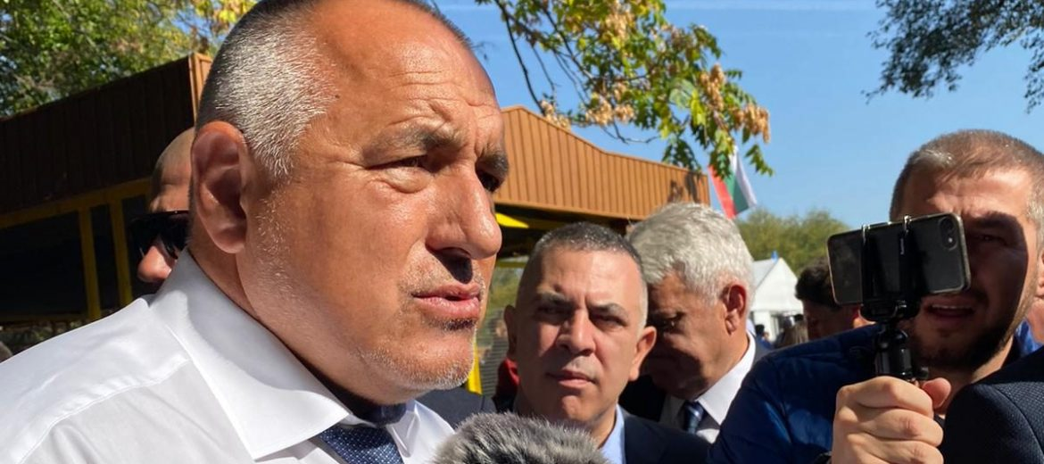 Borissov: We have an agreement with Erdogan and the Turkish police strictly complies with the agreement on migrants to Bulgaria