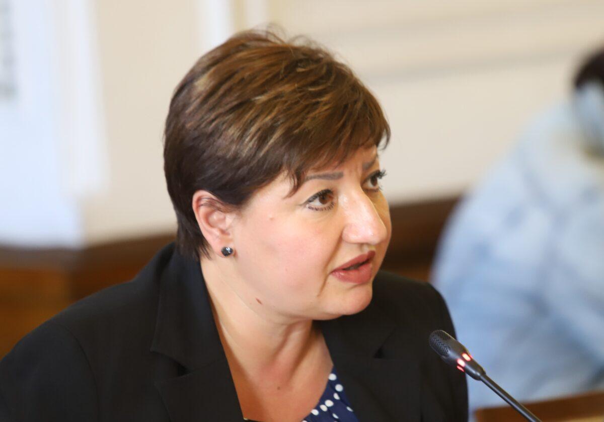 Анна Александрова, снимка: БГНЕС