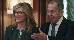 Bulgarian Foreign Minister visits Russia