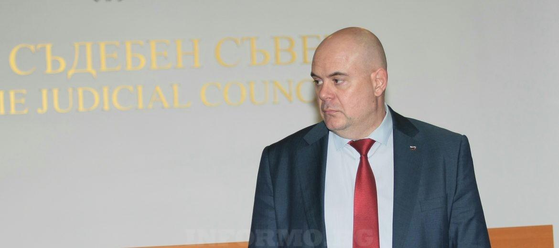 ВСС гласува за втори път номинацията на Иван Гешев за главен прокурор