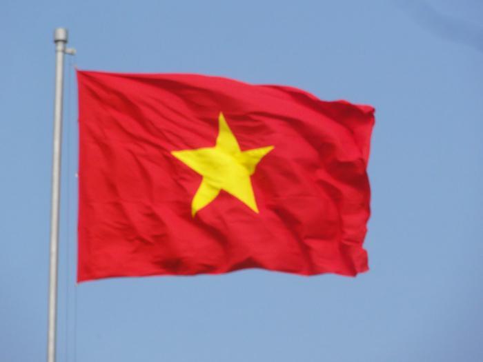 Виетнам, знаме