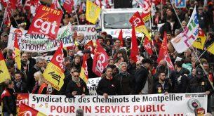 Девети ден на транспортен хаос във Франция