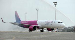 Wizz Air ще лети директно от Санкт Петербург до София и още три европейски столици