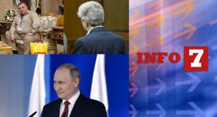 Info7: Съд за министър, границата на българската политическа сатира и шах рокади в Русия