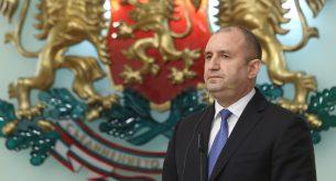 Радев: Премиерът трябва да е наясно, че нито президентът, нито българският народ е публика