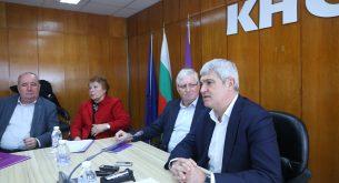 КНСБ настоява за ускорен ръст на заплатите с 12.5%