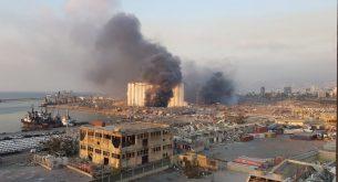 Интерпол разследва експлозията в Бейрут