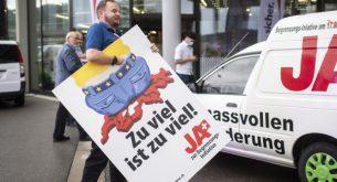 Швейцарците отхвърлиха предложението за анулиране на споразумението с ЕС