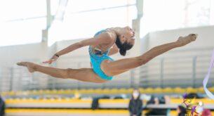 Ансамбълът на България със златен медал на финала на Европейското първенство по художествена гимнастика