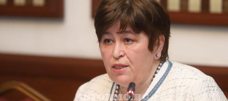 Балтова: Средствата в актуализацията на бюджета ще бъдат изполвани за стимулиране на ваксинационния процес