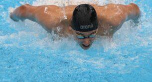 Йосиф Миладинов на финал в плуването на Олимпийските игри (снимки)