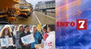Info7: На старта на кампанията - политиците срещу реалността